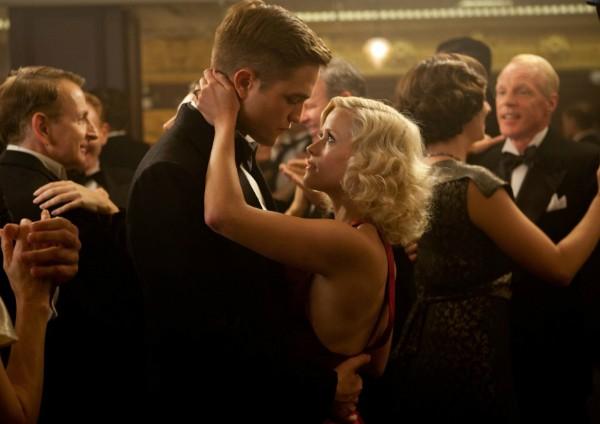 Reese Witherspoon não gostou de beijar Robert Pattinson em 'Água Para Elefantes' (2011) (Foto: Divulgação)