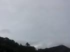Outono começa com tempo ameno e céu encoberto na Serra do Rio