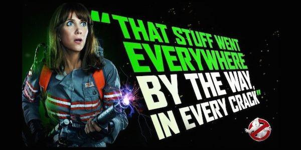 Kristen Wiig em 'As Caça-Fantasmas' (Foto: Divulgação)