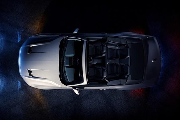 Ford Mustang conversível reestilizado (Foto: Divulgação)