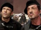 Jason Statham sofre acidente em filmagem de 'Os Mercenários 3'
