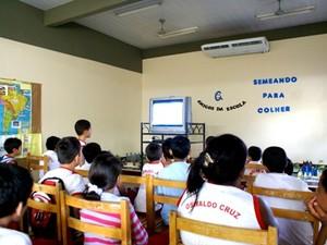 Segunda etapa do Censo Escolar começa no dia 3 de janeiro (Foto: Divulgação/Ascom Seed)