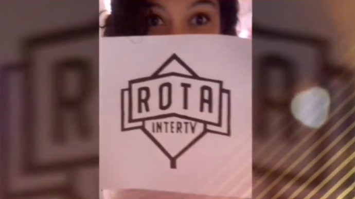 Elissandra Medeiros de Caicó, gravou vídeo em homenagem ao 'Rota Inter TV' (Foto: Divulgação)