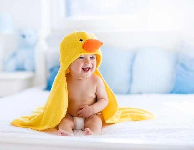 Mantenha seu filho com a pele bem nutrida escolhendo bons cosméticos  (Foto: Thinkstock)