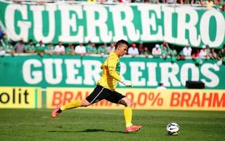 Danilo Chapecoense x Cruzeiro (Foto: Alan Pedro/Getty Images)