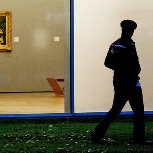 Polícia investiga roubo de quadros em museu na Holanda (Foto: EFE)