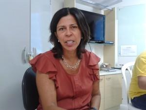 Iraê Cardoso fala sobre projeto para inserir surdos no mercado de trabalho (Foto: Carolina Sanches/ G1)