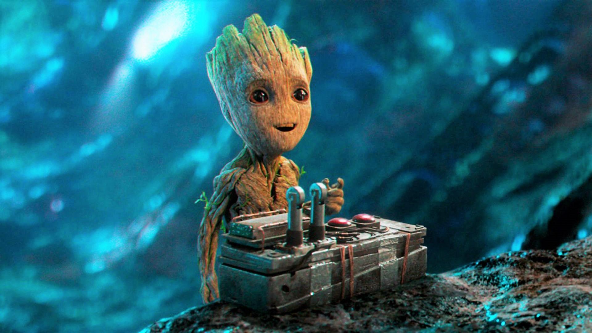 Groot (Foto: Reprodução/ Marvel)