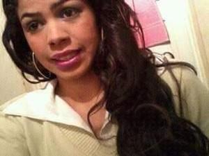 Amanda de Almeida, de 21 anos, morava em Jesuânia com os pais (Foto: Arquivo de Família)