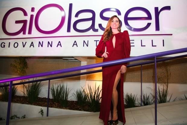 Giovanna Antonelli (Foto: Wallace Feitosa/ AgNews)