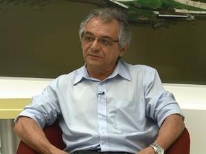Clóvis Miranda, chefe da Coordenadoria de Vigilância em Saúde do Amapá (CVS) (Foto: Reprodução/Rede Amazônica)