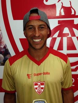 Rodriguinho jogará pelo Linense no Paulistão (Foto: Divulgação)