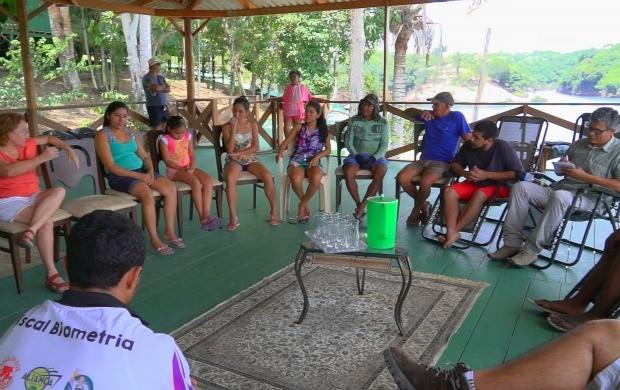 O conhecimento científico e o conhecimento caboclo em prol da vida (Foto: Amazônia Rural)