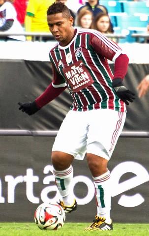 O Fluminense enfrenta o Bangu no Maracanã (Foto: globoesporte.com)
