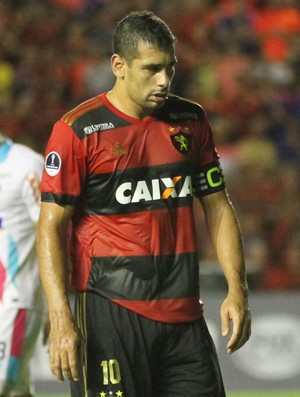 Sport x Junior de Barranquilla Copa Sul-Americana Diego Souza