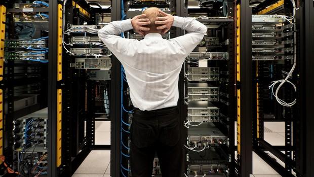 Cloud Computing tira cada vez mais espaço de servidor físico (iStock)