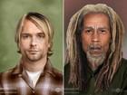 Campanha mostra Kurt Cobain, Elvis e Bob Marley 'idosos'; veja fotos