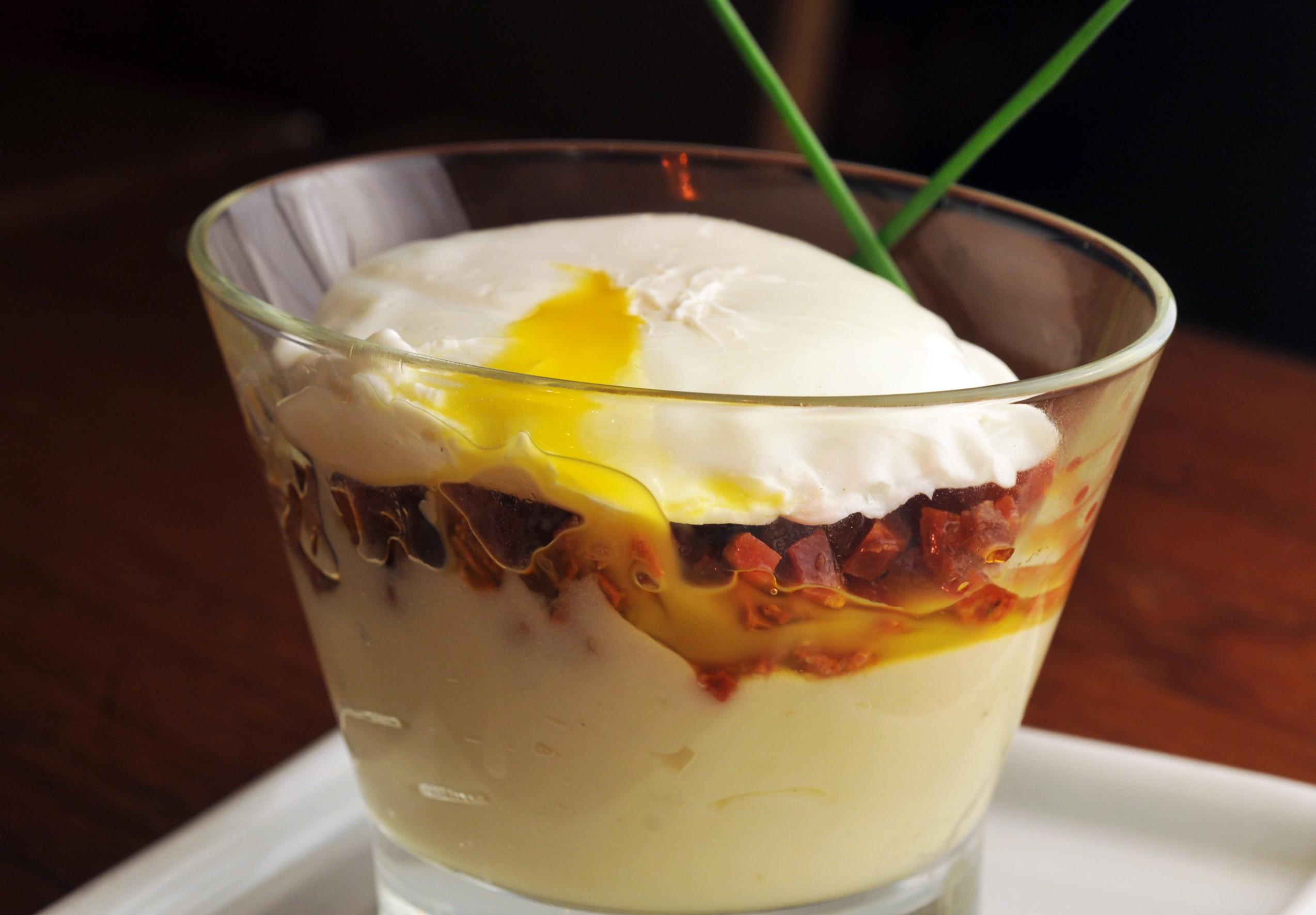 O Huevo Loco do Venga (Foto: Adriana Lorete)
