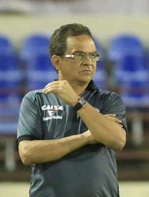 Francisco Diá, técnico do ASA (Foto: Ailton Cruz/ Gazeta de Alagoas)