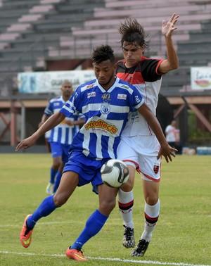 Matonense x Flamengo-SP (Foto: Rodrigo Corsi / FPF)