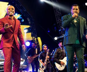 Gigantes do Samba encerram turnê comemorativa em dia eclético no Planeta Atlântida; veja tudo que rolou