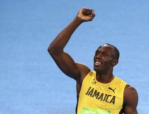 Usain Bolt final 200m rasos Rio 2016 (Foto: Reuters)