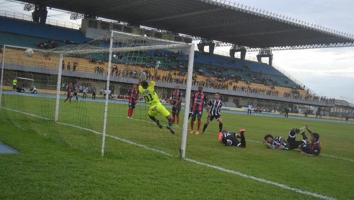SSantos-AP; Fast-AM; Futebol (Foto: Rosivaldo Nascimento/Arquivo Pessoal)