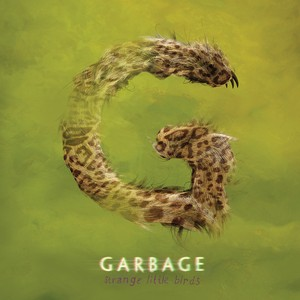 Garbage lança novo álbum Strange Little Birds (Foto: Divulgação)