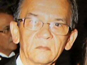 publicitário Eduardo Tadeu Pinto Martins,  zelador Jezi Lopes de Souza, (Foto: Caio Prestes/G1)