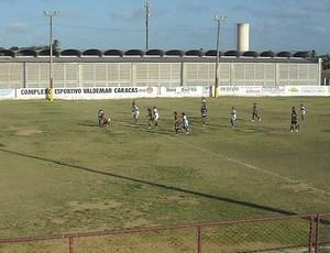 Equipe só conseguiu avançar ao ataque, nas últimas duas rodadas (Foto: Rafael Luis/Verminosos por futebol)