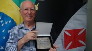 Hélio Donin presidente conselho fiscal Vasco (Foto: Divulgação Vasco)