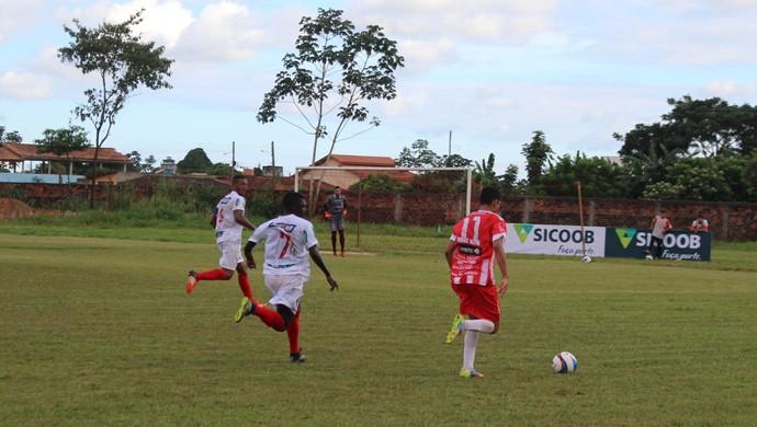 Guajará e Vilhena (Foto: Júnior Freitas)