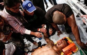 Curtinhas: livre de lesão à la Anderson Silva, Tyrone Spong tem luta marcada