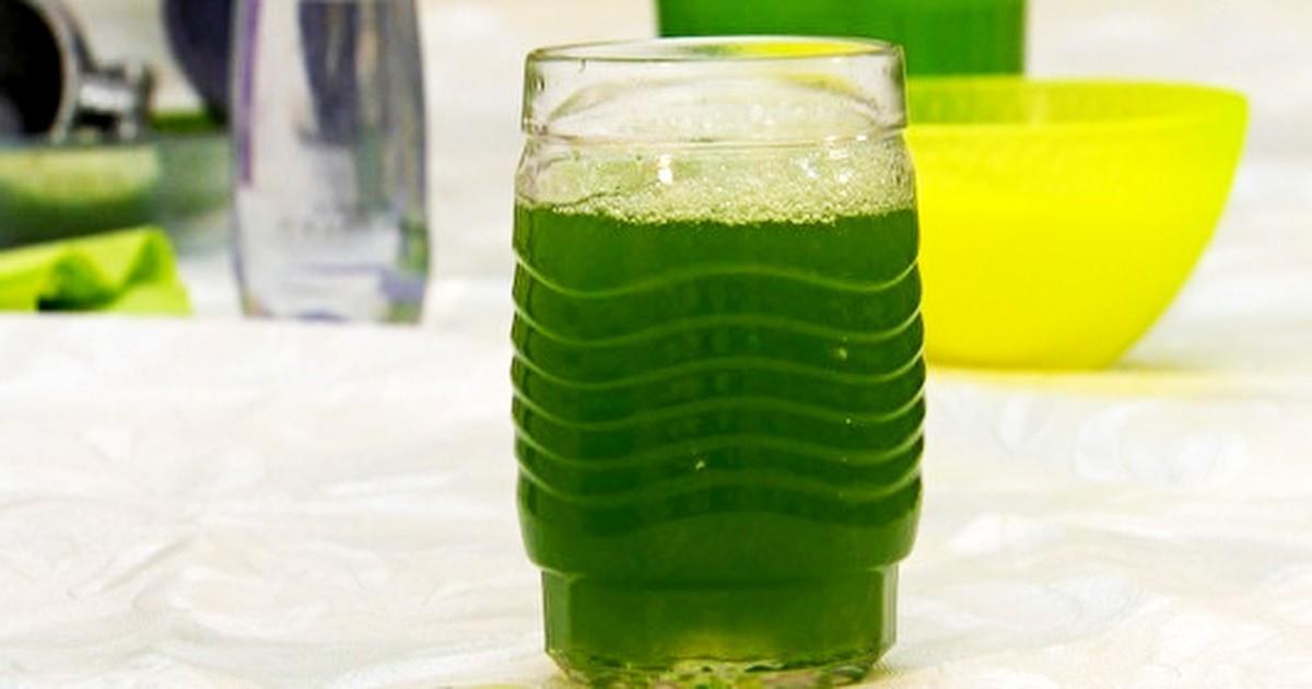 Aprenda a fazer um suco antioxidante e que acelera o metabolismo
