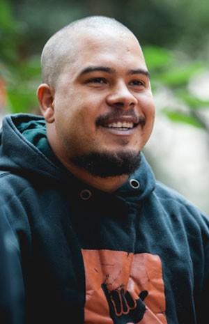 Filliphe usou a música e a ajuda de Dugueto para mudar de vida (Foto: Marcelo Brandt/G1)