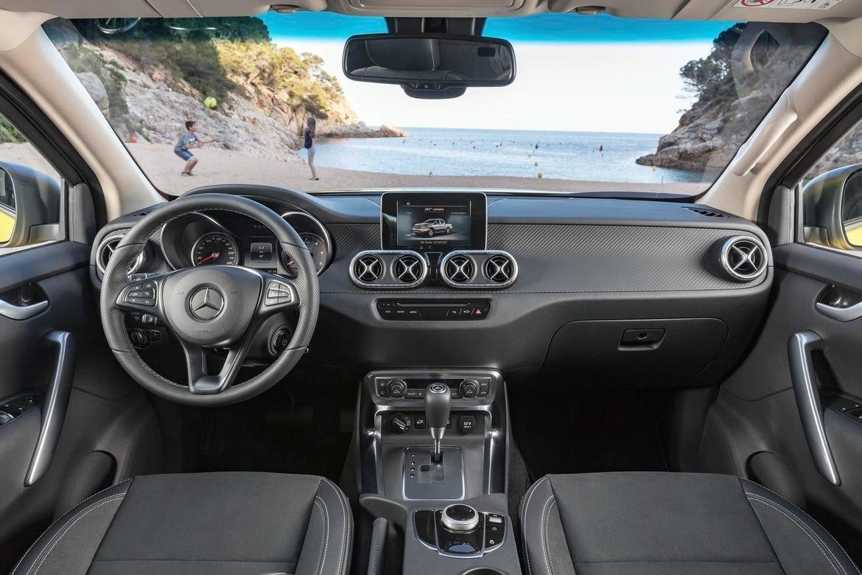 Mercedes-Benz X-Class (Foto: Divulgação)