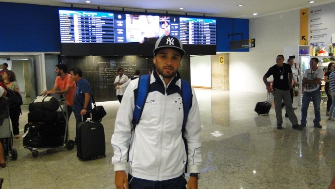 Charles Cruzeiro (Foto: Lucas Borges)