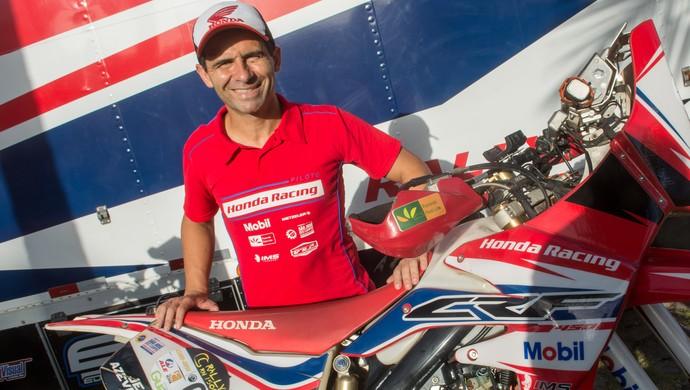 Jean Azevedo Rally RN 1500 2016 (Foto: Donizetti Castilho/Vipcomm)