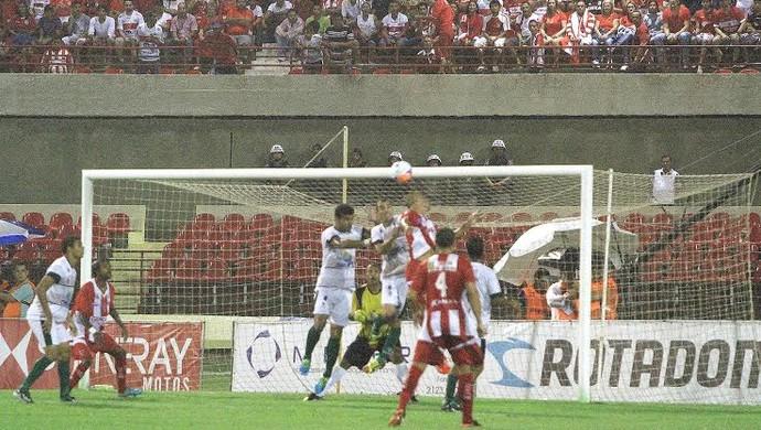 CRB x Coruripe, no Rei Pelé (Foto: Ailton Cruz/ Gazeta de Alagoas)