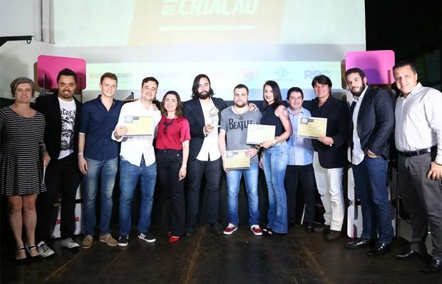 Premio GRPCOm de Criação (Foto: Divulgação / RPC)
