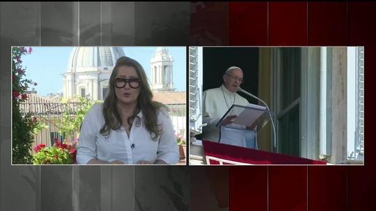 Papa demonstra preocupação com  violência crescente em Jerusalém