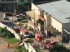 Acidente com táxi deixa feridos em Juiz de Fora