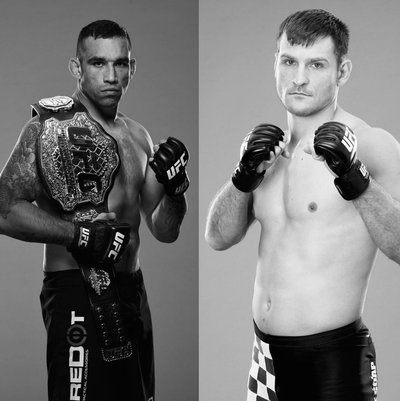 Fabricio Werdum x Stipe Miocic; UFC (Foto: Reprodução/Instagram)