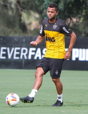 Rafael Carioca, meio-campo do Atlético-MG (Foto: Bruno Cantini/CAM)