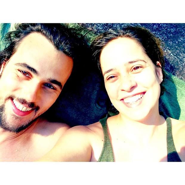 Bruno Ferrari e Paloma Duarte (Foto: Reprodução / Instagram)