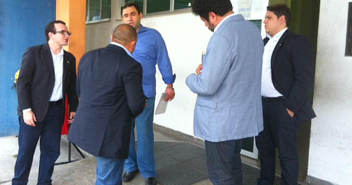 Comitiva da OAB-PA chega ao AM para acompanhar caso de ... - Globo.com