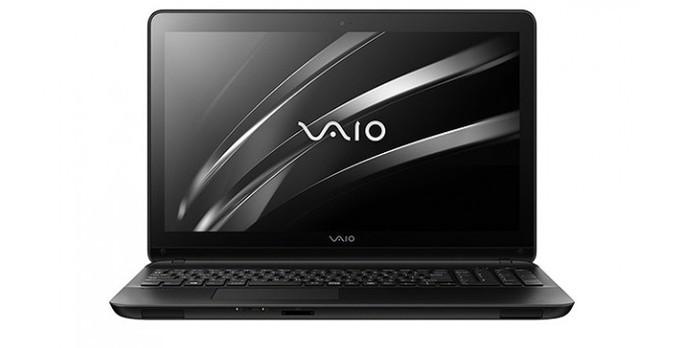 VAIO Fit vem com tela touchscreen com resolução full HD (Foto: Divulgação/VAIO)