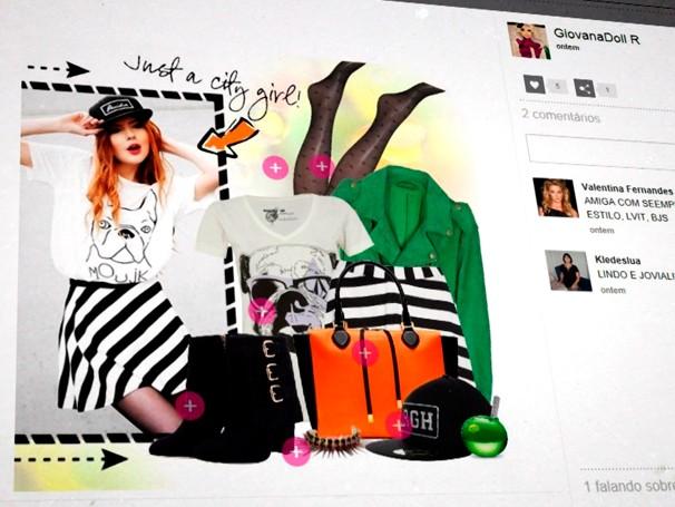 O empreendedor Flávio Pires usou criou uma rede social que tira comissão pelas indicações de roupas dos usuários (Foto: Divulgação)