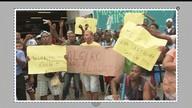 Destaques do dia: baleiros fazem protesto na estação da Lapa