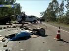 Trânsito mata pelo menos sete pessoas durante o feriadão no RS